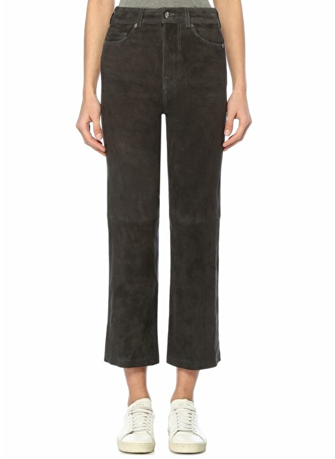 7 For All Mankind Pantolon Antrasit